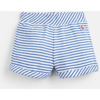 WHITE BLUE STRIPE Kittiwake Jersey Shorts 1-12 Yr  Size 4yr