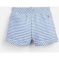 White Blue Stripe Kittiwake Jersey Shorts 1-12 Yr  Size 4Yr