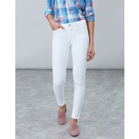 Bright White Monroe Skinny Stretch Jeans  Size 12