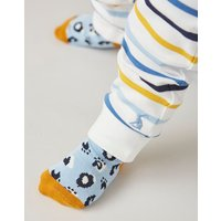 Neat Feet 2 Pack Character Baby Socks