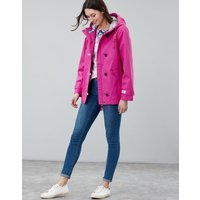 Pink Coast Waterproof Jacket  Size 8