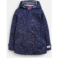 Navy Star Coast Waterproof Coat 3-12 Years  Size 5Yr