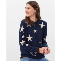Chantelle Knitted Star Intarsia Jumper