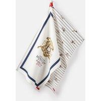 Official Burghley Horse Trials Tea Towel