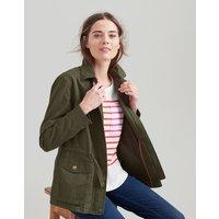 DARK GREEN Corinne Lightweight Casual Jacket  Size 14