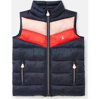 Brook Colour Block Gilet 1-12 Years