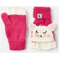Chummy Knitted Bunny Character Converter Gloves