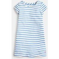 Blue Stripe 204608 A Line Shaped Dress  Size 5Yr