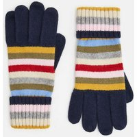 FRENCH NAVY Flurrywell Knitted gloves  Size One Size