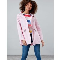 PALE PINK Victoria Showerproof Rain Coat  Size 14
