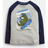 Grmdino 207192 Glow In The Dark T-Shirt  Size 11Yr-12Yr