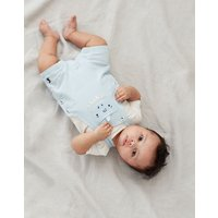 Duncan Luxe Dungaree Set 0-24 Months