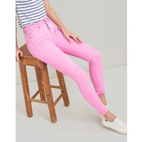 LIGHT PINK Monroe Skinny Stretch Jeans  Size 8