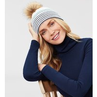 Chillaway Lightweight Knitted Stripe Hat