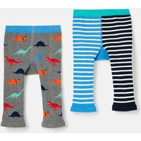 Lively Character Knit Leggings 2 Pack