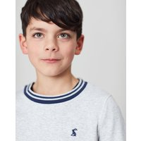 Penworth Lightweight Crew Neck with Tipping 1-12 Years
