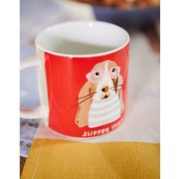Orange Dog Kitchen Cuppa Single Small Porcelain Printed  Size One Size