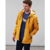 Antique Gold Portwell Lightweight Waterproof Jacket  Size Xl