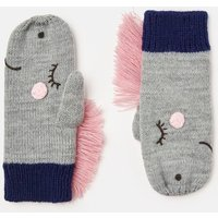 Chummy Knitted Horse Mittens