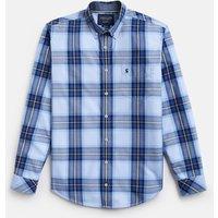 207603 Long Sleeve Classic Fit Poplin Shirt