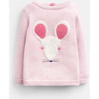 Ivy Intarsia Knitted Jumper