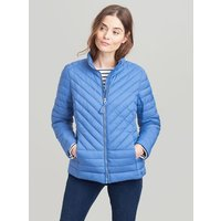 BLUE Elodie Quilted Jacket  Size 16