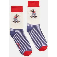 CREAM DOG Brilliant bamboo Socks  Size One Size
