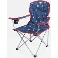 Blue Dogs Printed Picnic Chair  Size One Size