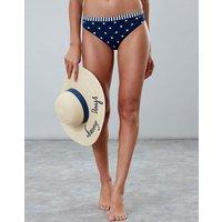 NAVY SPOT Nixie Bikini Bottom  Size 14