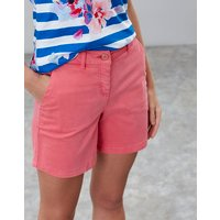 Pink Cruise Mid Thigh Length Chino Shorts  Size 14