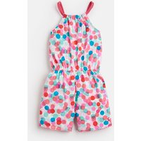 MULTI FAIRY SPOT Delphi Jersey Printed Playsuit 1-6 Yr  Size 5yr