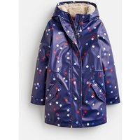 Charlotte Fleece Lined Rubber Coat 3-12 Years