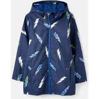 Skipper Showerproof Printed Rubber Coat 1-12 Years