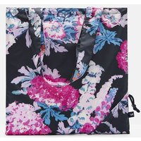 NAVY FLORAL Pacabag Pacaway Bag  Size One Size
