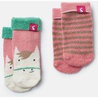 Terry 2 Pack Socks