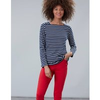 Matilde Square Neck Jersey Top