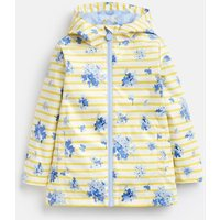YELLOW SUN STRIPE 203923 Waterproof Rubber Coat  Size 9yr-10yr