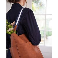 Tan Wayfield Pu Bucket Bag  Size One Size