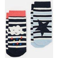 208959 Character Socks 2 Pack