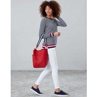 Red Wayfield Pu Bucket Bag  Size One Size