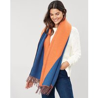 Langford Reverse Triangle Scarf
