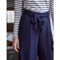 FRENCH NAVY Drew Culottes  Size 10