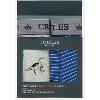 Crown Joules Boxers 2 Pack