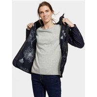 Marine Navy Newdale Quilted Jacket  Size 12