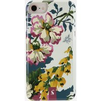 Anniversary Floral Cream Iphone 6/7/8 Case  Size One Size