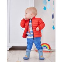 Red Reece Padded Jacket  Size 6M-9M