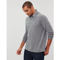 Woodwell Long Sleeve Polo Shirt