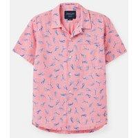 210782 Short Sleeve Printed Shirt