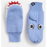 Chummy Character Knitted Mittens
