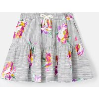211237 JERSEY PRINTED SKIRT